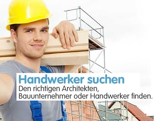 Bauen und Architektur Handwerker finden